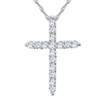 Cross Necklace Cross Necklace Necklace Jewelry
