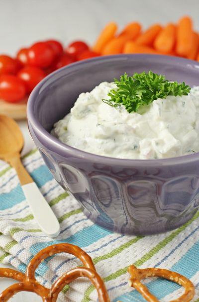 recipe: easy vegetable dip yogurt [18]