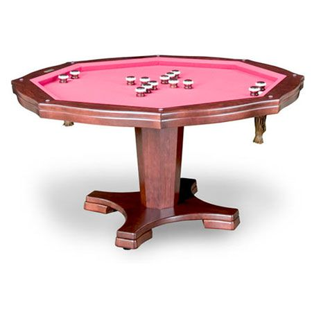 Palo Alto Reversible Top Poker And Dining Table California House