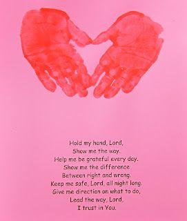Mrs Karen S Preschool Ideas Valentine S Day Bible Crafts