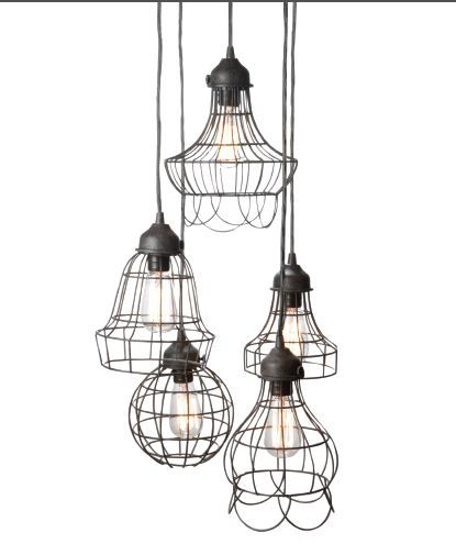Exceptional Avery Five Wire Pendant Lamp Bundle Pictures Gallery