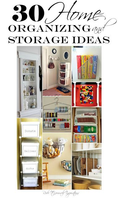 30 home organizing and storage ideas re do it yourself 30 home organizing and storage ideas re do it yourself inspirations featured on solutioingenieria Choice Image