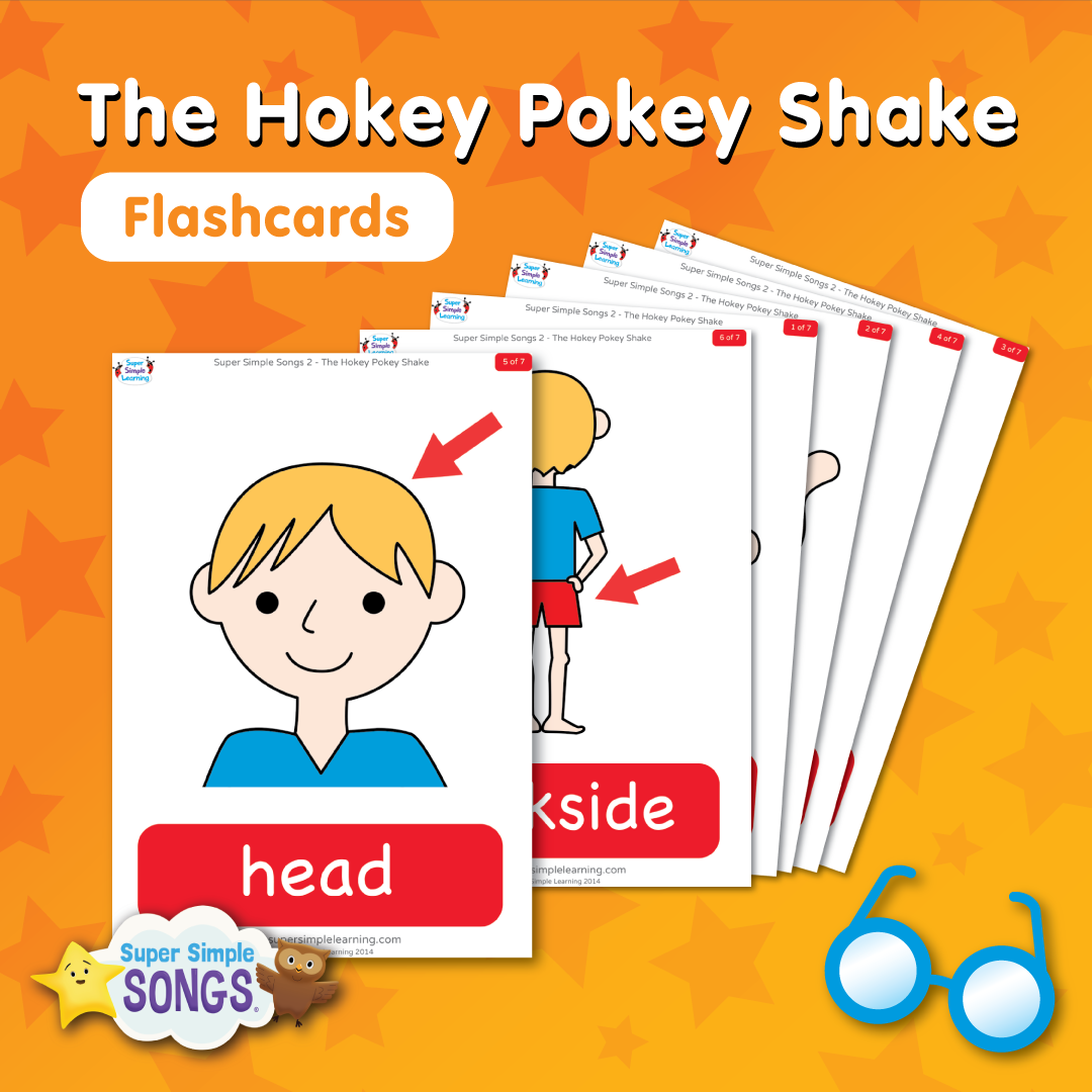 Practice Parts Of The Body Vocabulary With Free Flashcards