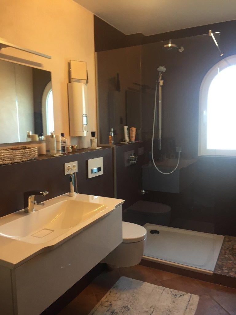 Die Fugenlose Dusche Edel Und Tres Chic Fugenlose Dusche Dusche Badezimmer Renovieren