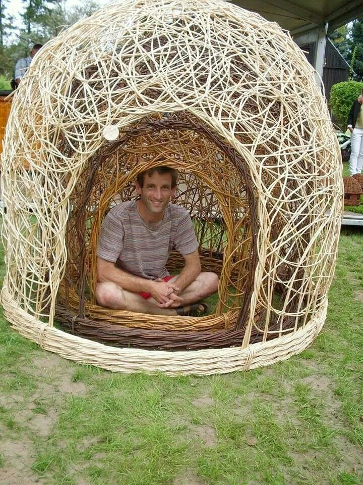 Willow Basket Weaving How To : Willow weaving basketry inspiration