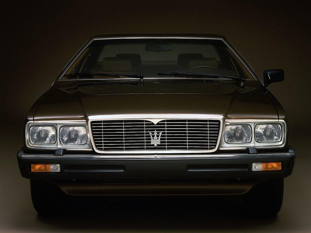 Maserati Quattroporte III | Maserati quattroporte ...