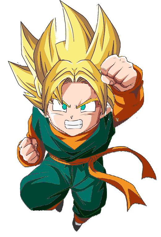 Trunkten Dragon Ball Super Dragon Ball Art Dragon Ball Z