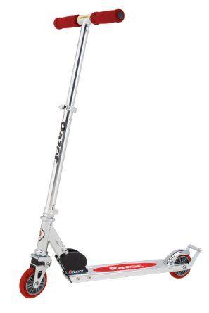 Amazon.com: Razor A2 Kick Scooter - Select Your Favorite Color