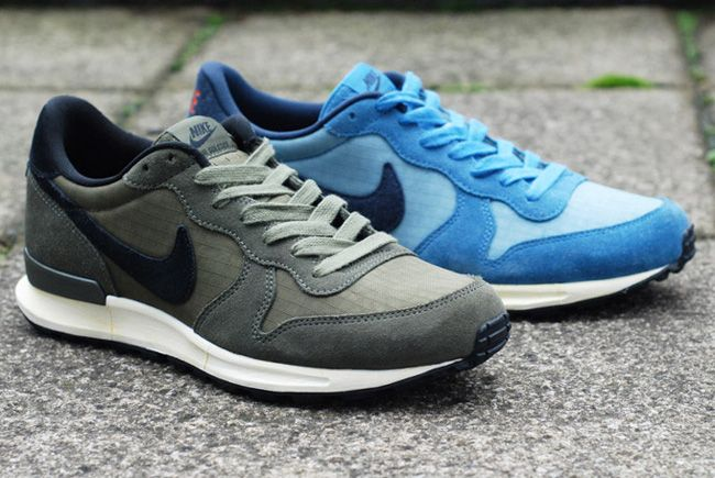 new style d75a4 11d2b Nike Air Solstice   Suede   Ripstop Pack