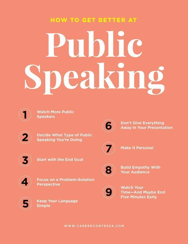 How to Get Over Fear Of Public Speaking    #publicspeaking #careeradvice