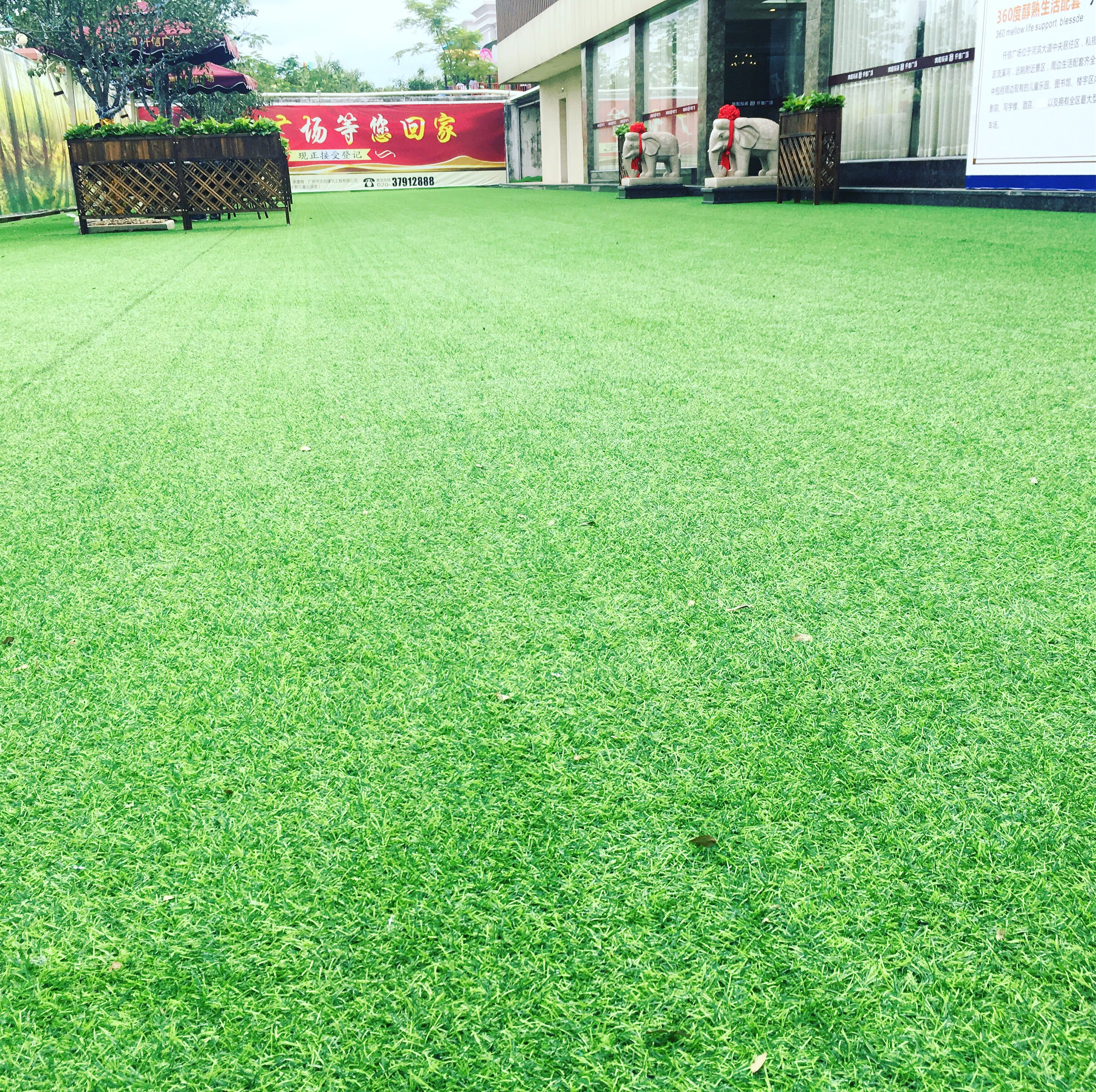 Artificial grass surface supply Artificial grass