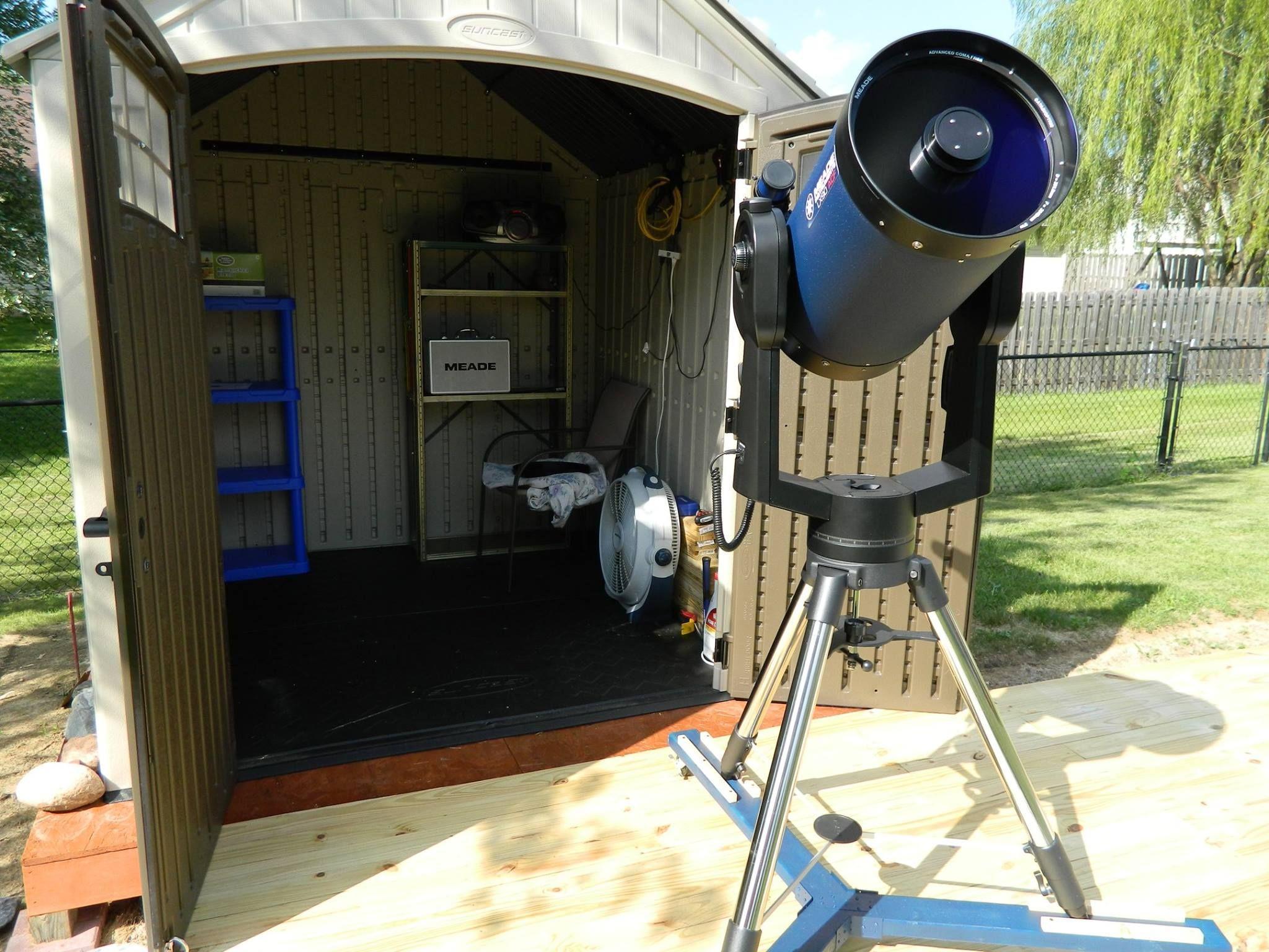 114 best backyard observatories images on pinterest telescope