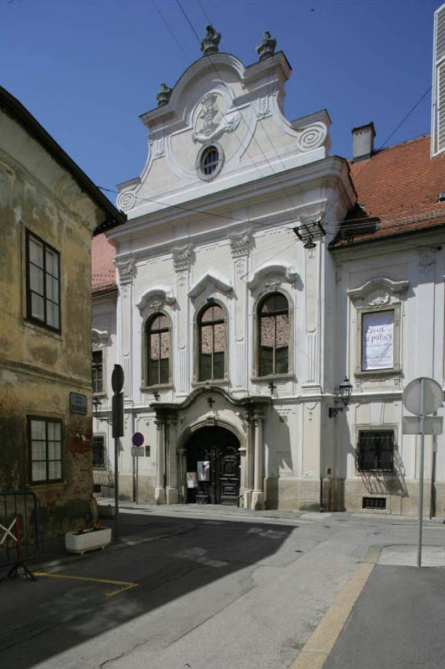 Croatian History Museum Zagreb Croatia Museums And Galleries Culture New Experience Cultural Events Travel Tips History Museum House Styles Zagreb