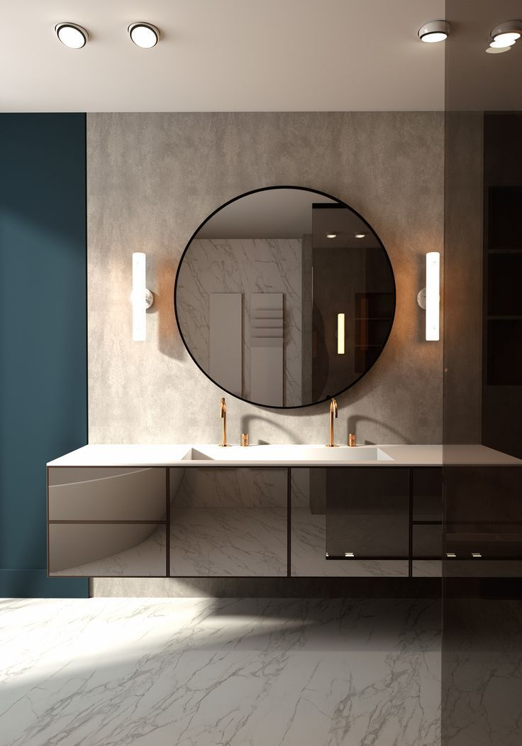 Elegant Modern Luxury Bathroom Design Ideas For Your Home | Www.bocadolobo.com  #bocadolobo #luxuryfurniture #exclusivedesign #interiodesign #designu2026 |  Badideen ...