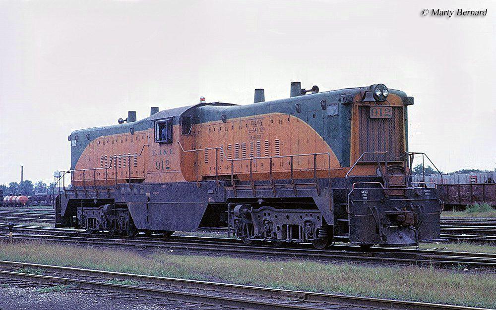 Transfer Switchers Canadian national railway
