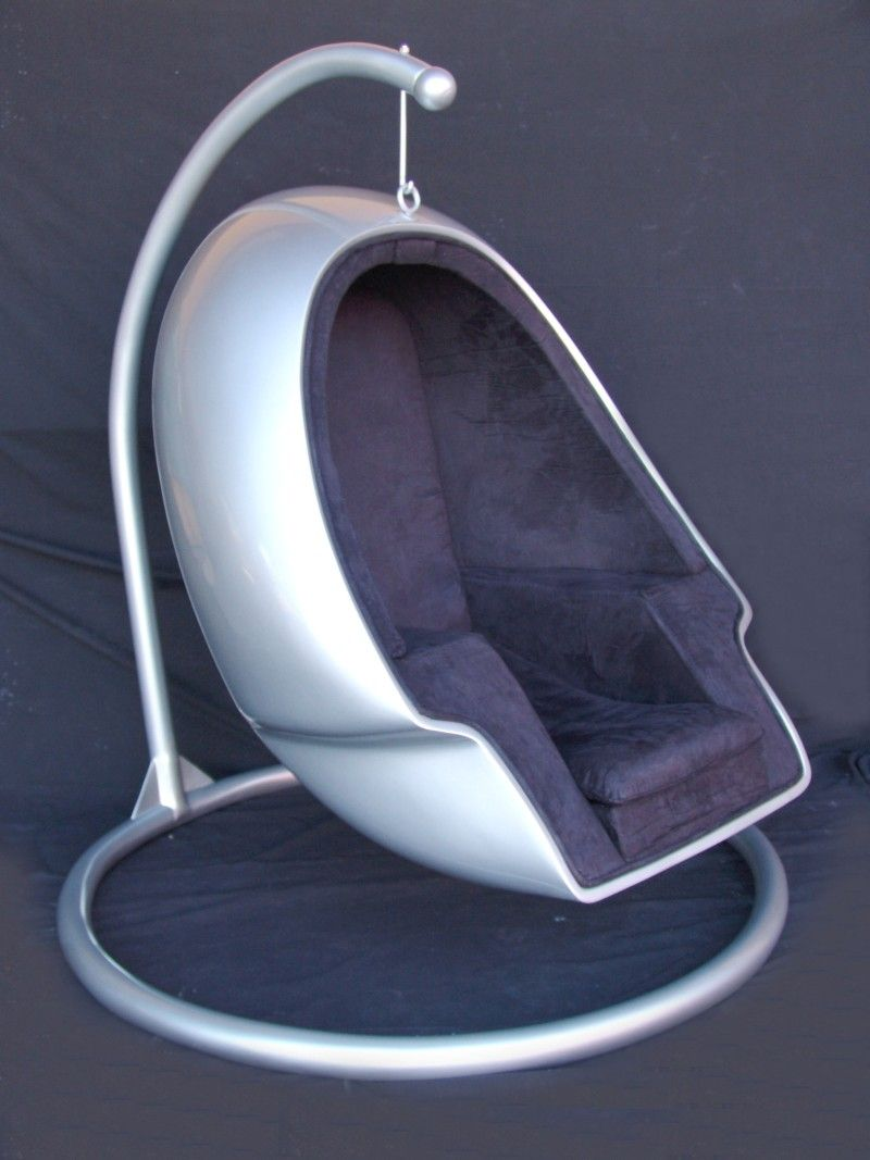 Purple bubble chair - Hanging Chair Hanging Egg Chair Double
