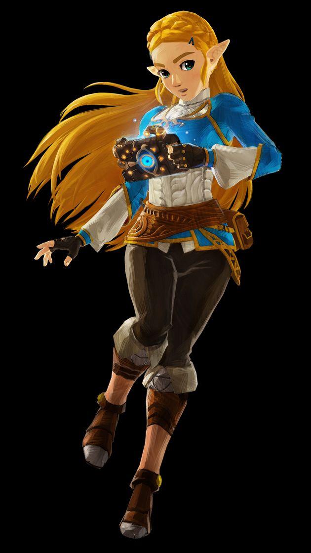 Zelda From Hyrule Warriors Age Of Calamity Zelda Hyrule Warriors Legend Of Zelda Characters Hyrule Warriors