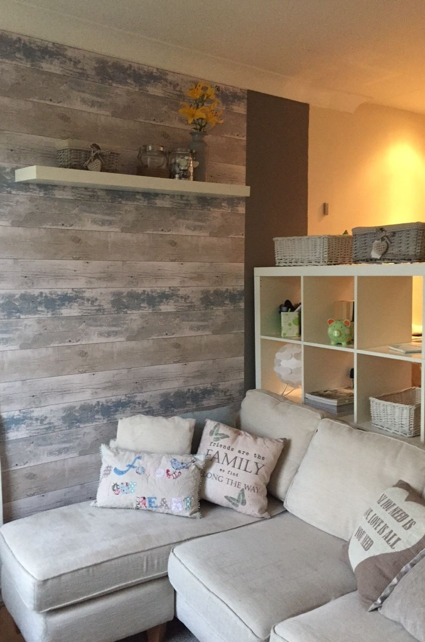 Details About Driftwood Wallpaper Shabby Chic Design Studio