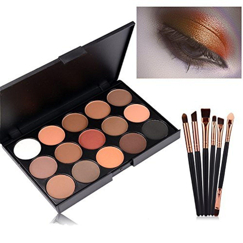 Start Makers Ã'Â Eyeshadow Palette 15 Colours Natural