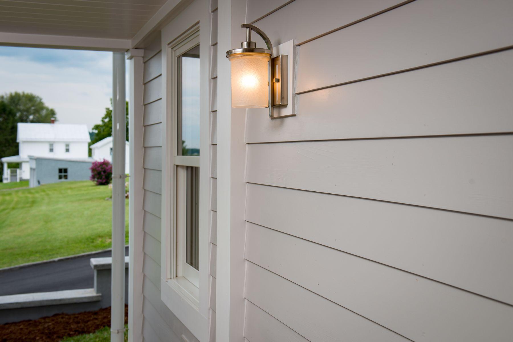 Gorgeous Painted Bevel Cedar Siding 1 2 Modern Farmland In 2020 Wood Siding Cedar Siding Siding Prices