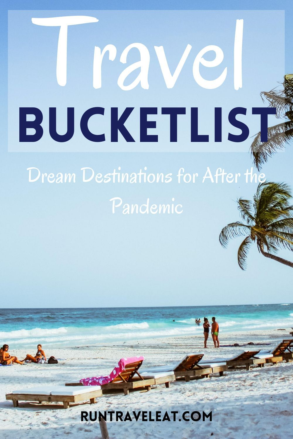 Who else is ready to travel again? These are the best dream destinations to add to your bucket list. #traveltips #traveldestination #traveldestinationsbucketlists #travelbucketlist #bucketlisttravel