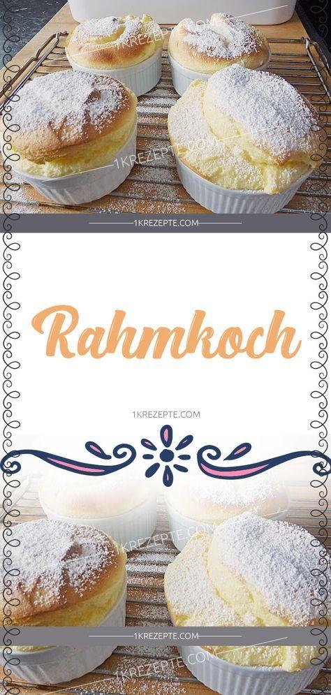 Rahmkoch #homemadesweets