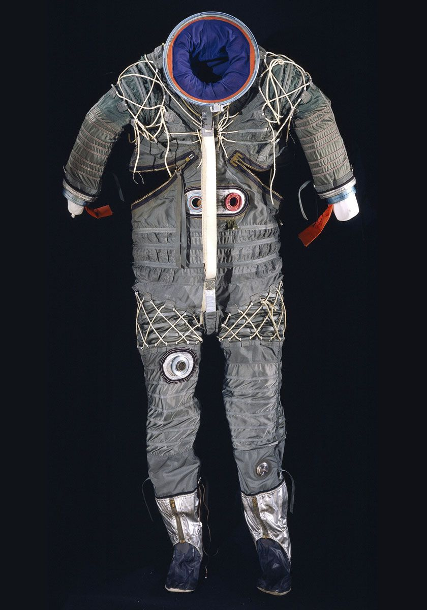 an astronaut in a space suit is motionless in outer space - photo #30