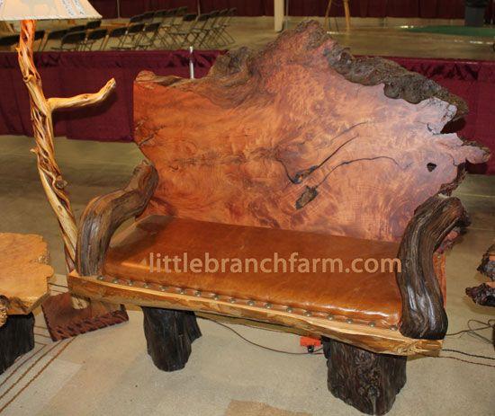 Wood For Furniture For Sale: Littlebranch Farm Rustic Log