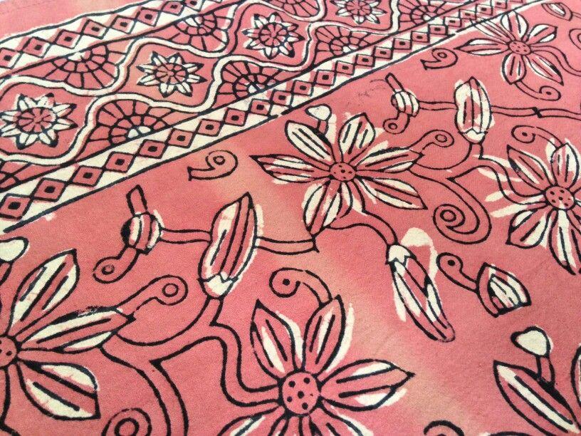 Batik kleed - India www.butik-batik.nl