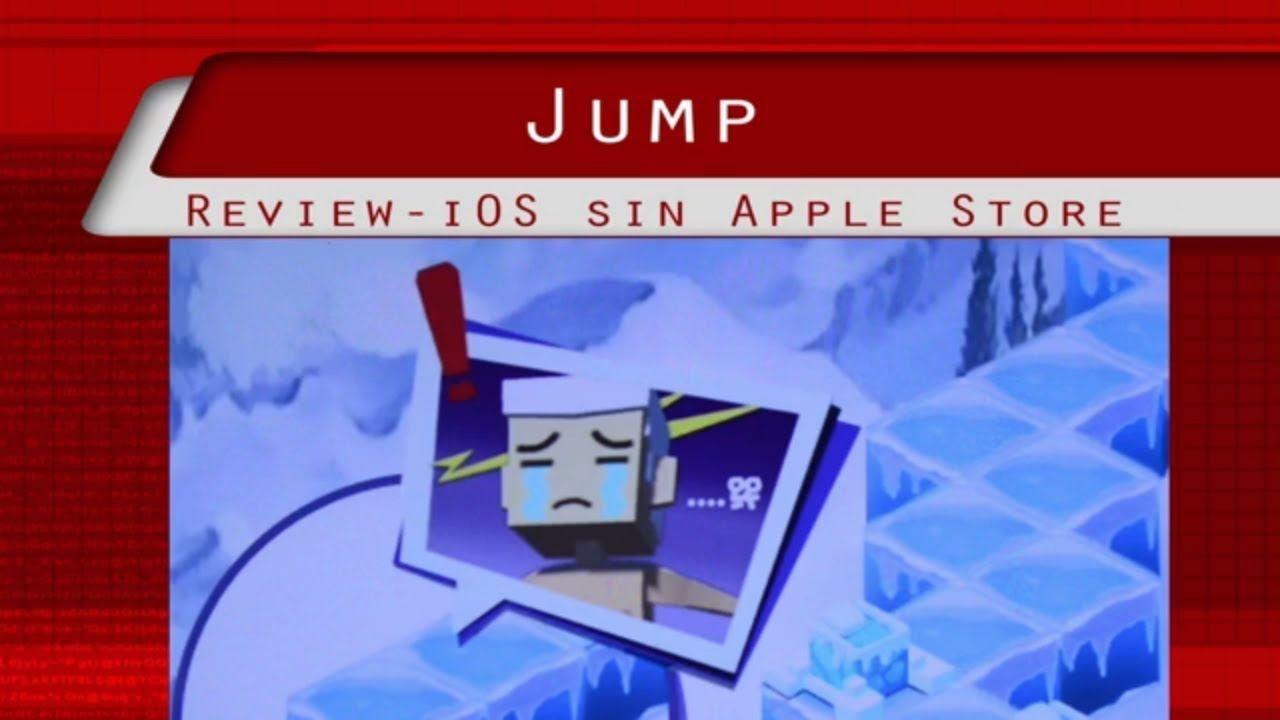 Jugando JUMP en un iPad sin usar Apple Store Games
