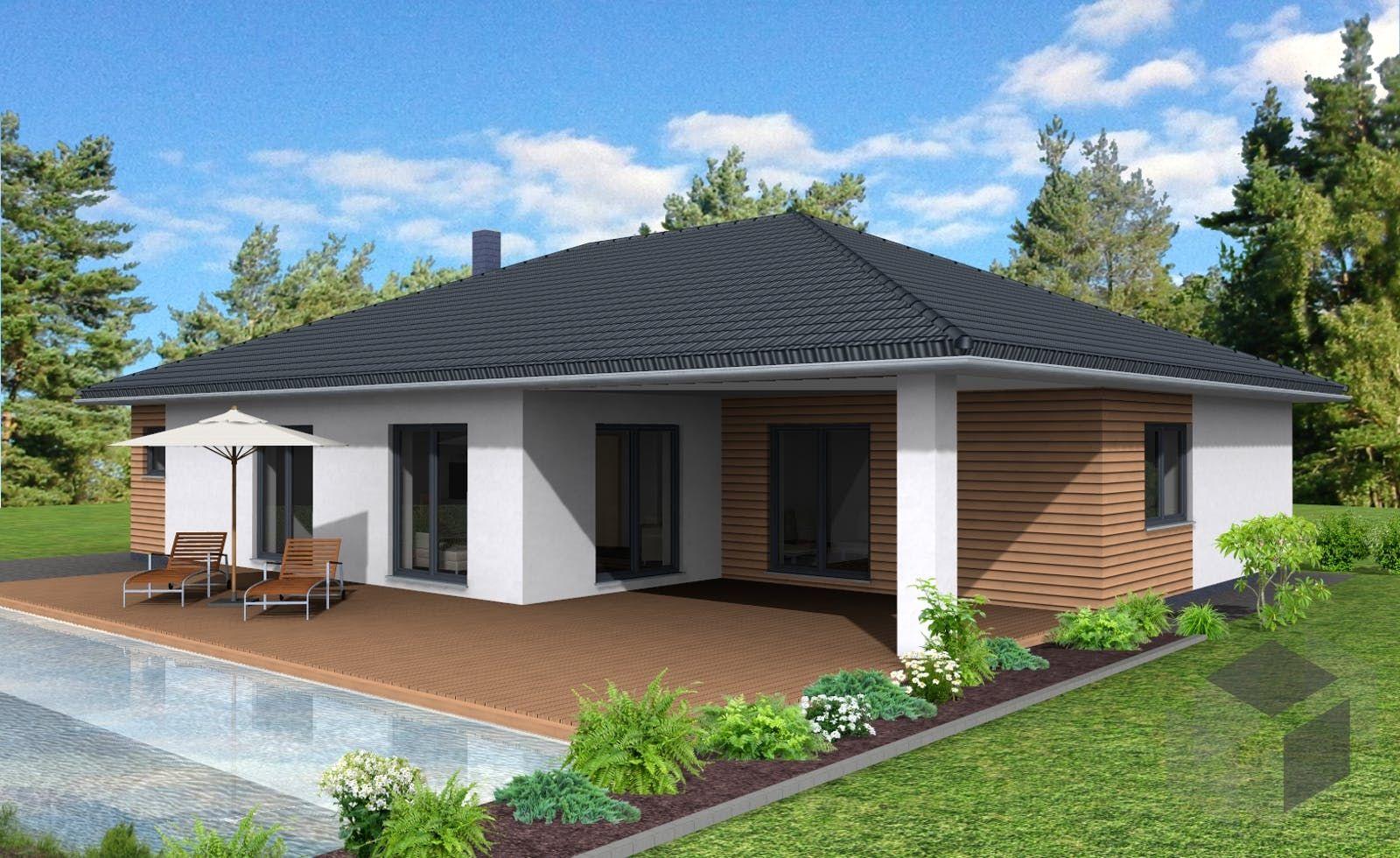 Bungalow 150 von Suckfüll Unser Energiesparhaus außerdem