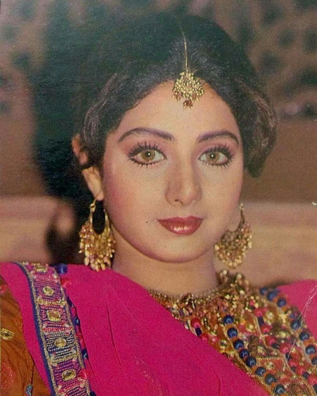 Sridevi Bollywood pictures, Vintage bollywood