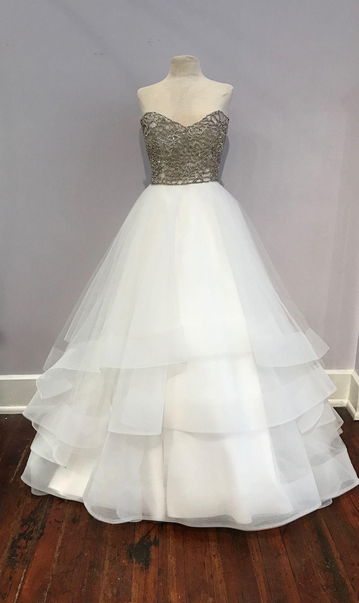Hayley paige dori wedding dress  Hayley Paige Josie  My dream wedding  Pinterest  Bridal boutique