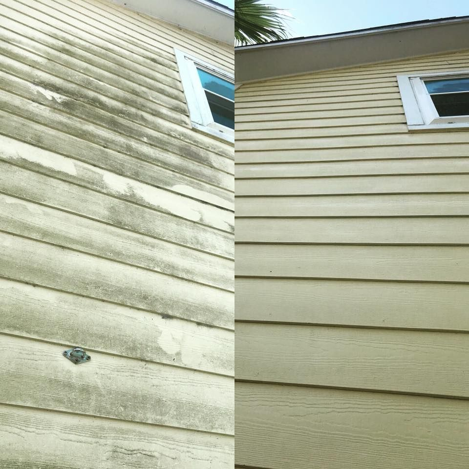 Residential Pressure Washing Services Definition and How
