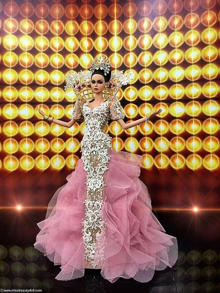 24.12.25.2/MBD2016 Philippines National Costume Winner