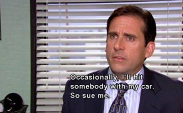 Hahaha I Love Michael Scott Michael Scott Quotes Best Michael Scott Quotes Michael Scott