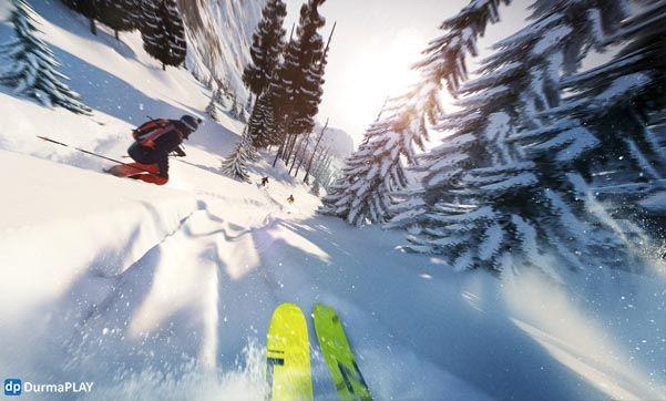 Steep'in Season Pass ve DLC Detayları Belli Oldu
