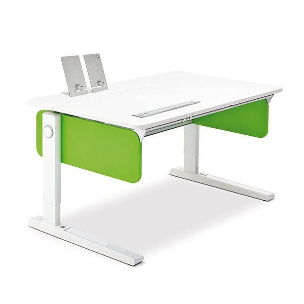 Moll Champion Leftup Comfort Kidsdesign The Moll World In Green Kinderschreibtisch Kinderschreibtisch Mitwachsend Und Schreibtisch