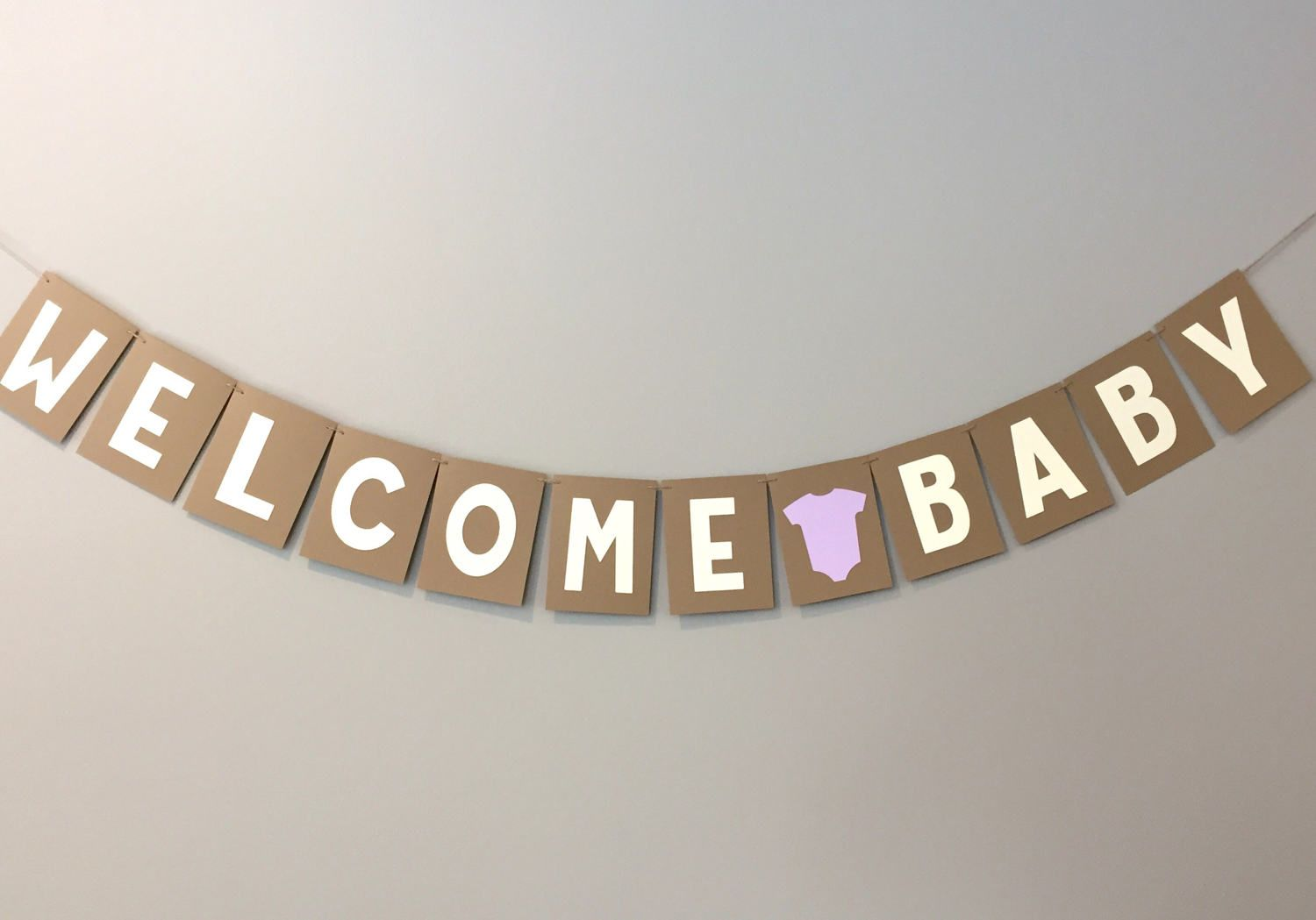 welcome baby banner welcome home banner baby banner baby shower