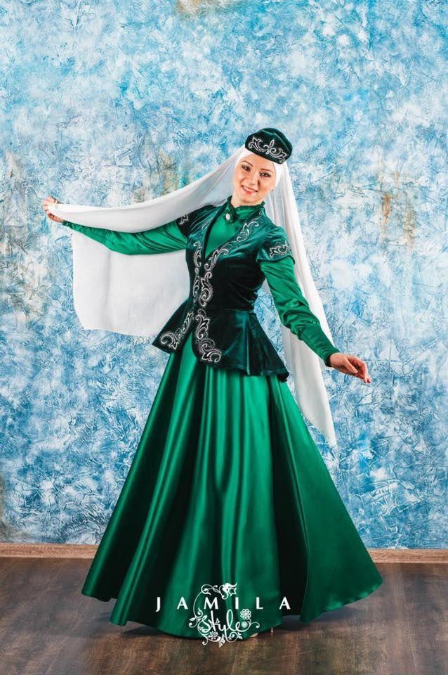 наш округ татарские национальные одежды фото галочки может быть