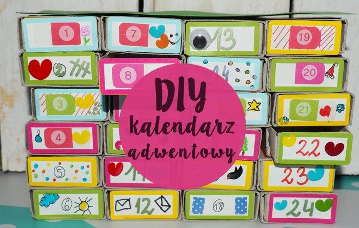 Jak Zrobic Prosty Kalendarz Adwentowy Diy Aniamaluje Blog Lifestylowy Dla Mlodych Kobiet Frame Home Decor Decor