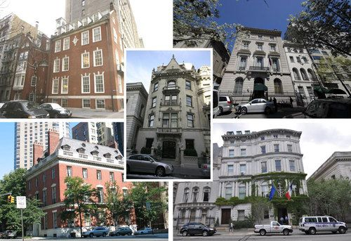 Take a Walking Tour of 11 Marvelous Upper East Side ...