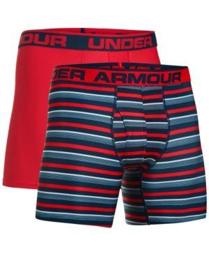 a0aba8763b Men's 2-Pk. HeatGear® Boxer Briefs | Products | Under armour, Under ...