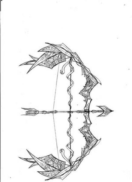 arrow tattoo google search sketch pinterest tattoo. Black Bedroom Furniture Sets. Home Design Ideas