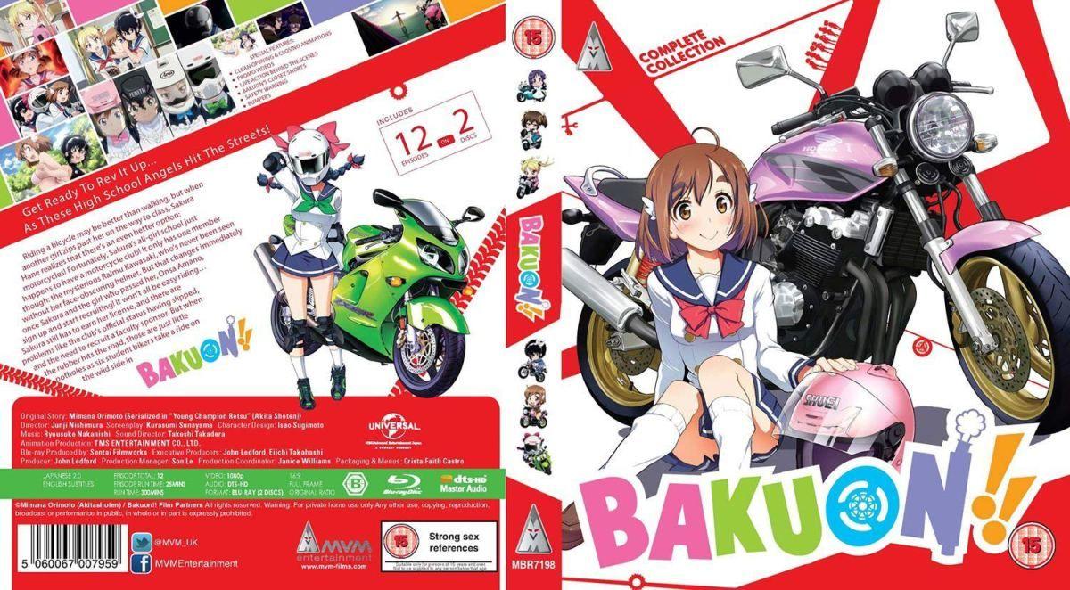 Bakuon [Anime Review Comedy / Seinen / Slice of Life