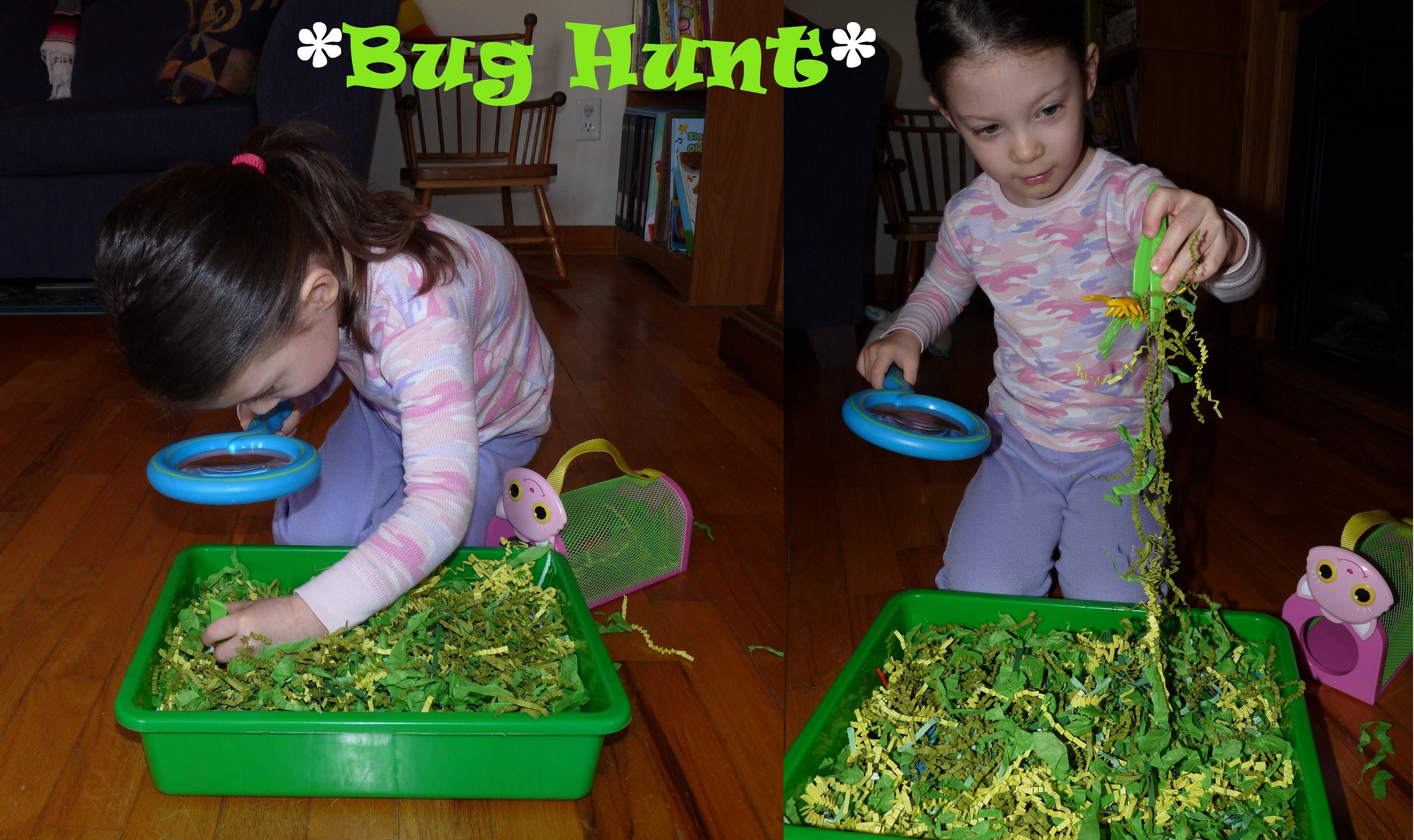 We Re Going On An Indoor Bug Safari Creative Play Activity For Kids