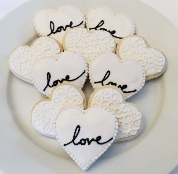 Sugar Cookies Wedding Or Bridal Shower