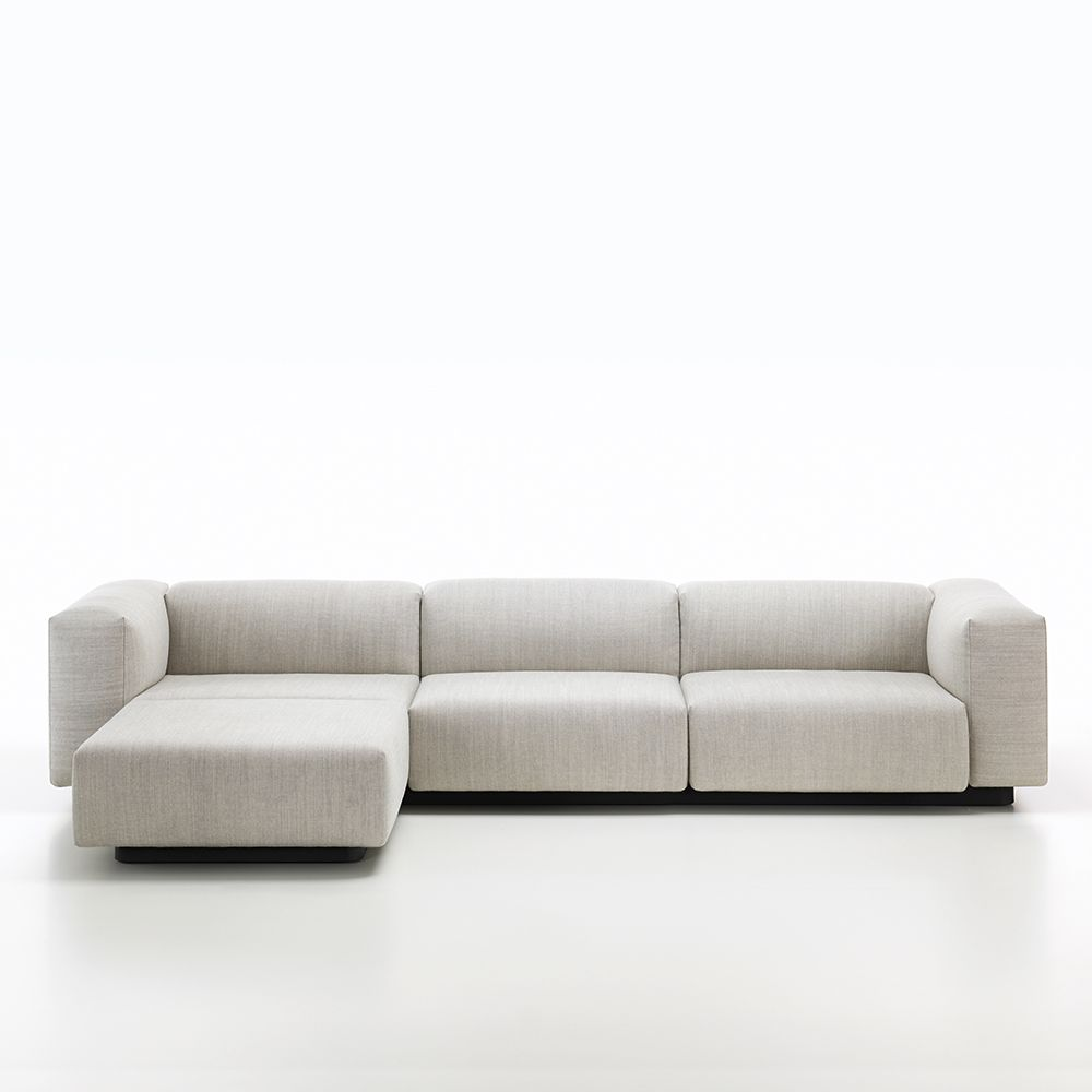 Vitra Soft Modular Sofa with Chaise