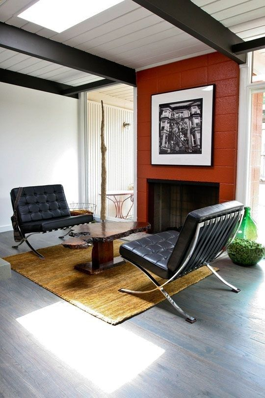An example of fascinating midcentury modern furniture