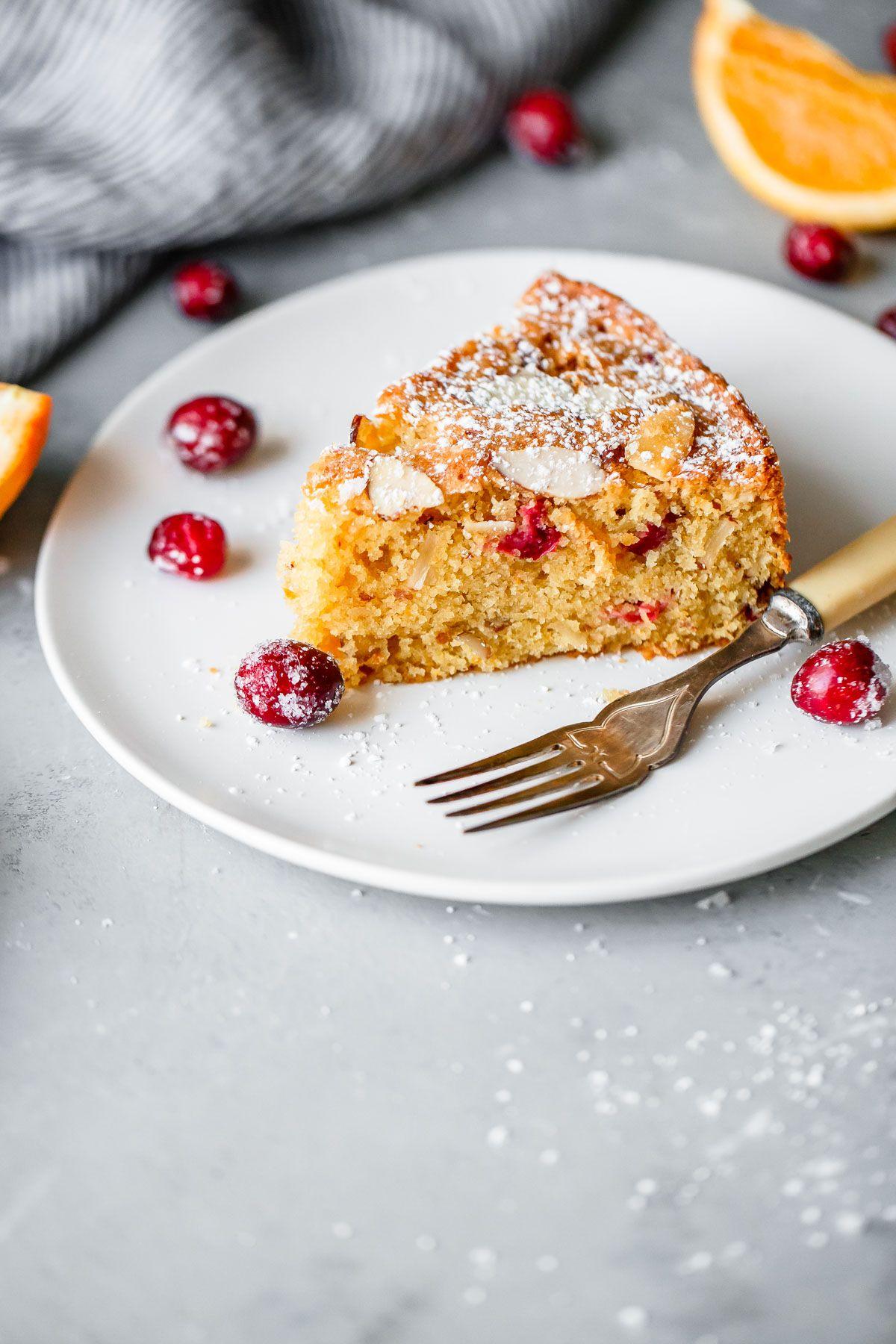 Cranberry Christmas Cake Recipe Christmas recipes